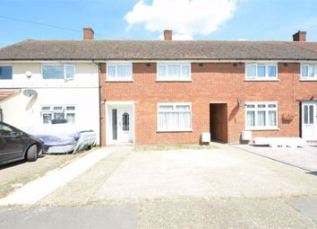Thumbnail 3 bed terraced house for sale in Usk Road, Aveley, Essex
