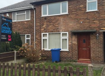 Thumbnail 3 bed mews house to rent in Kirkstone Avenue, Orford, Warrington