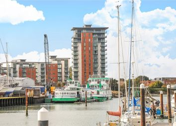 Thumbnail 2 bed flat for sale in Harlequin Court, Rope Quays, Gosport
