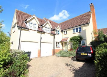 Thumbnail 5 bed detached house for sale in Catherines Hill, Coddenham, Ipswich