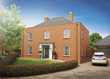 Thumbnail 5 bedroom detached house for sale in Off Coppice Hill, Bishops Waltham, Southampton, Hampshire