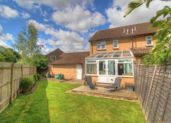 Thumbnail 3 bed semi-detached house for sale in Salcombe Close, Chandler's Ford, Eastleigh