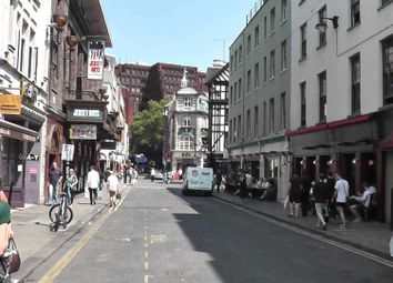 Thumbnail Retail premises to let in Old Compton Street, Soho
