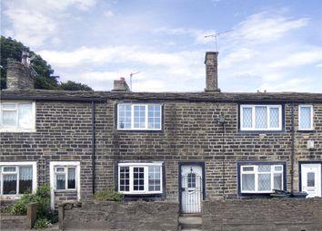 Thumbnail 1 bed terraced house for sale in Morningside, Denholme, Bradford, West Yorkshire