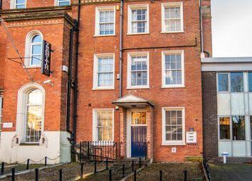 Thumbnail 1 bed flat for sale in Clinton Terrace, Derby Road, Nottingham