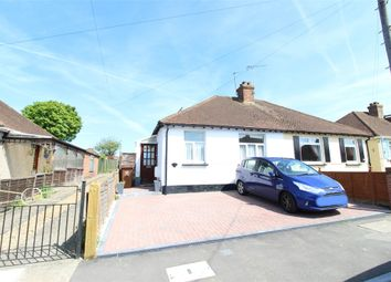 Thumbnail 3 bed semi-detached bungalow for sale in Bradfields Avenue, Chatham, Kent.