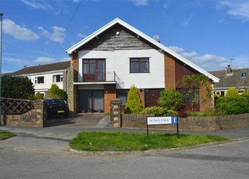 Thumbnail 3 bed detached house for sale in Withy Park, Bishopston, Swansea