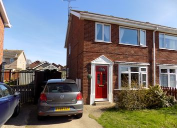 Thumbnail 3 bed semi-detached house for sale in Calder Close, Immingham