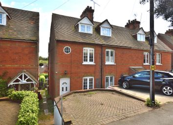 Thumbnail 3 bed terraced bungalow for sale in Woodfields, Stansted