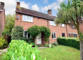 Thumbnail 3 bedroom semi-detached house for sale in Canada Road, Arundel, West Sussex