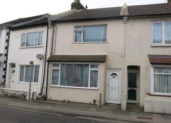 Thumbnail 3 bed terraced house to rent in Livingstone Road, Gillingham