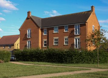 Thumbnail 2 bed flat for sale in Lyvelly Gardens, Peterborough