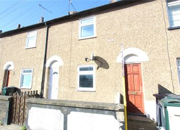 Thumbnail 2 bed terraced house to rent in High Street, Swanscombe, Kent