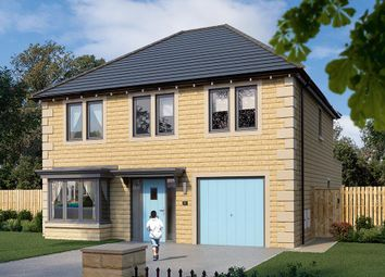 "Thumbnail 4 bed detached house for sale in ""The Rosebury"" at Wharfedale Avenue, Menston, Ilkley"