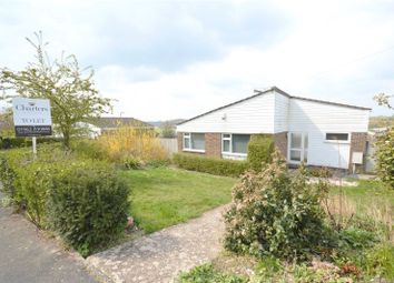 Thumbnail 3 bed bungalow to rent in Old Kennels Lane, Winchester
