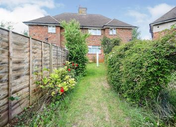 Thumbnail 1 bed maisonette for sale in Poynings Drive, Hove, East Sussex