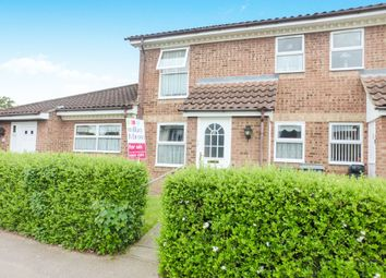 Thumbnail 1 bed flat for sale in Blenheim Road, Sprowston, Norwich