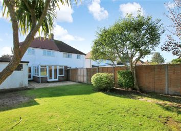 3 bed semi-detached house for sale in Adversane Road, Worthing, West Sussex BN14