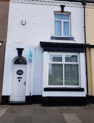 Thumbnail 2 bed terraced house for sale in High Street West, Redcar