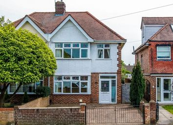 Thumbnail 3 bed semi-detached house to rent in Littlemore Road, Oxford