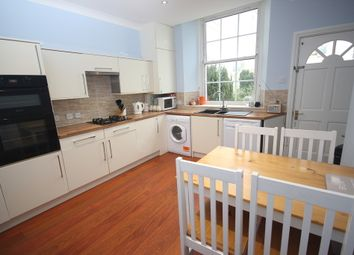 Thumbnail 2 bed flat to rent in Osborne Road, Stoke, Plymouth