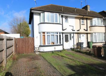 Thumbnail 3 bedroom semi-detached house for sale in Black Swan Lane, Luton