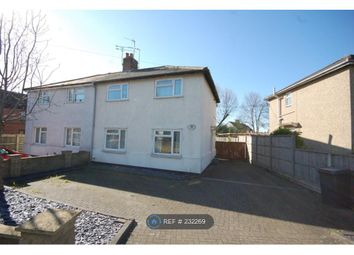 Thumbnail 3 bed semi-detached house to rent in Kings Road, Chelmsford