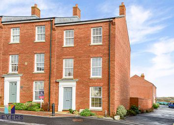 Thumbnail 4 bed end terrace house for sale in Lilly Lane, Weymouth