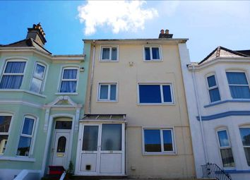 Thumbnail 3 bed terraced house for sale in St Vincent Street, Stoke, Plymouth