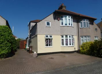 Thumbnail 3 bed semi-detached house for sale in Warwick Road, Welling, Kent