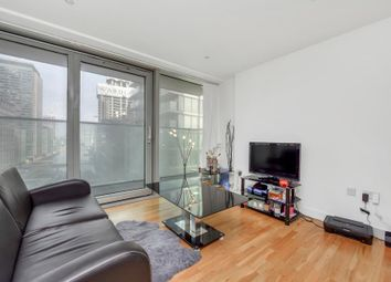 Thumbnail 2 bed flat to rent in Landmark Tower, Canary Wharf