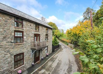Thumbnail 4 bed town house for sale in Newry Road, Builth Wells, Powys