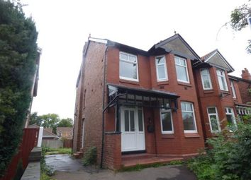 Thumbnail 3 bed semi-detached house for sale in Garners Lane, Stockport