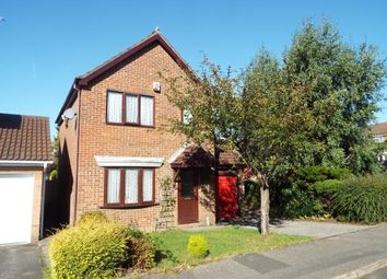 Thumbnail 3 bed detached house for sale in Godmanston Close, Poole