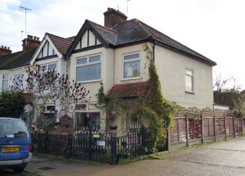 Thumbnail 4 bed end terrace house for sale in Lincoln Road, Enfield
