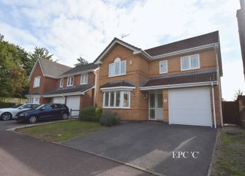 Thumbnail 6 bed detached house for sale in Hopkins Close, Thornbury, Bristol