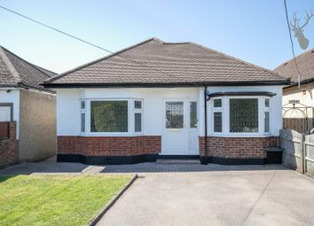 Thumbnail 3 bed bungalow for sale in Oak Hill Road, Stapleford Abbotts, Essex