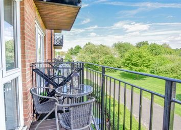 Thumbnail 2 bed flat for sale in Loxley Court, Ware, Hertfordshire