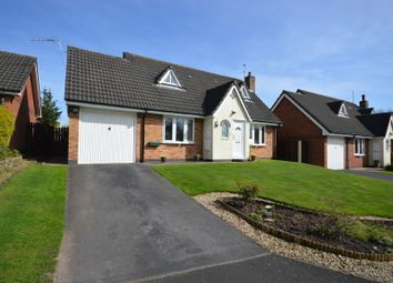 Thumbnail 3 bed detached bungalow for sale in Hartford Close, Sandbach