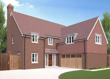 Thumbnail 5 bed property for sale in Wyvern Way, Burgess Hill