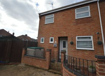Thumbnail 3 bed semi-detached house for sale in Lusher Rise, Norwich, Norfolk