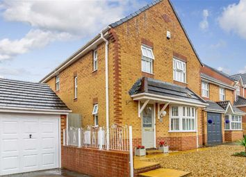 Thumbnail 4 bed detached house for sale in Rockfield Way, Undy, Caldicot