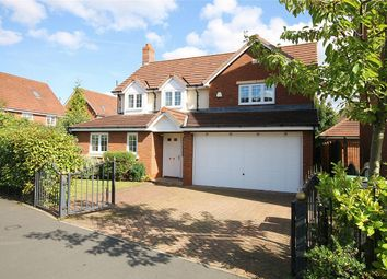 Thumbnail 4 bedroom detached house for sale in Savannah Place, Great Sankey, Warrington