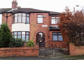 Thumbnail 5 bedroom semi-detached house for sale in Harrop Street, Abbey Hey, Manchester