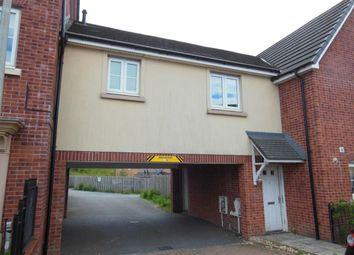 Thumbnail 1 bed flat to rent in Blaenau'r Cwm, Twynrodyn, Merthyr Tydfil