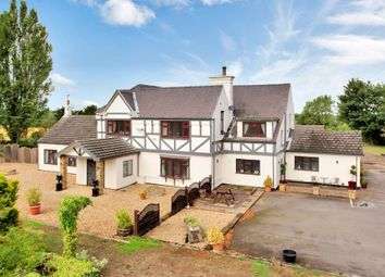 Thumbnail 5 bed detached house for sale in Glentham, Market Rasen