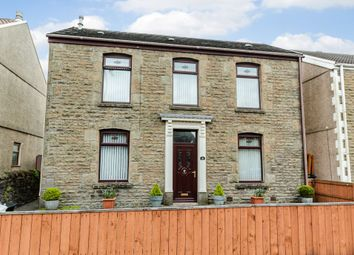 Thumbnail 3 bed detached house for sale in Wern Road, Swansea, Neath Port Talbot