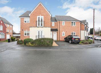 2 bed flat for sale in Weavers Close, Bulkington, Bedworth, Warwickshire CV12