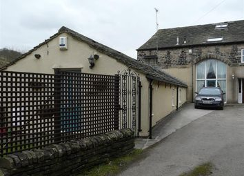 Thumbnail 4 bed cottage for sale in Woodhead Road, Holmfirth