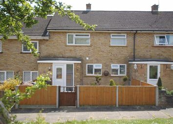 Thumbnail 3 bedroom terraced house for sale in Pankhurst Crescent, Chells, Stevenage, Herts